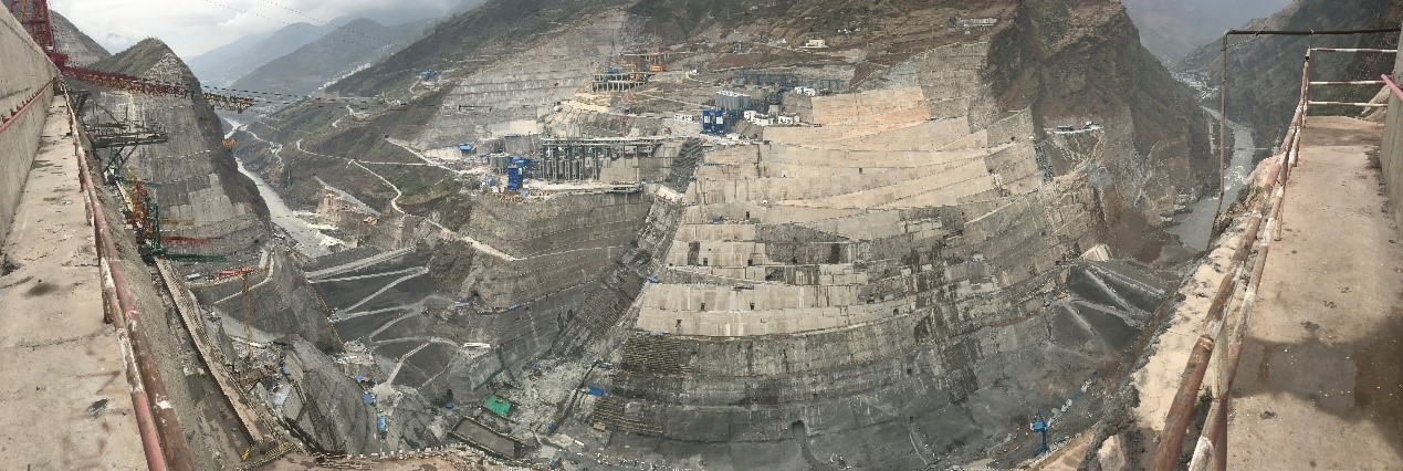 盛安承接开展三峡集团白鹤滩水电站施工风险管理工作